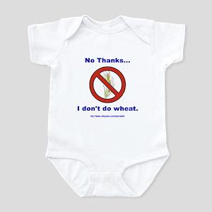 """No Wheat"" Infant Bodysuit"