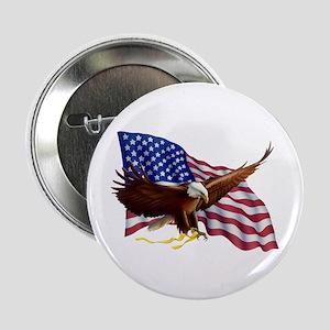 "American Patriotism 2.25"" Button (10 pack)"
