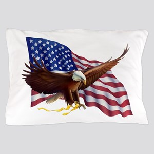American Patriotism Pillow Case