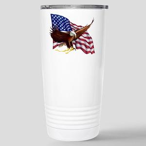American Patriotism Travel Mug