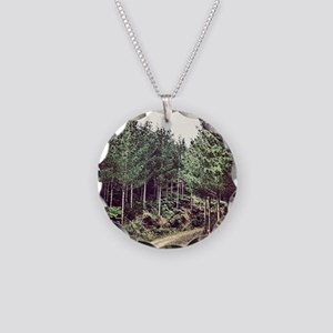 Beautiful New Zealand – Forr Necklace Circle Charm