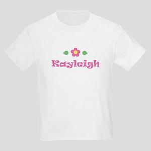 """Pink Daisy - """"Kayleigh"""" Kids T-Shirt"""