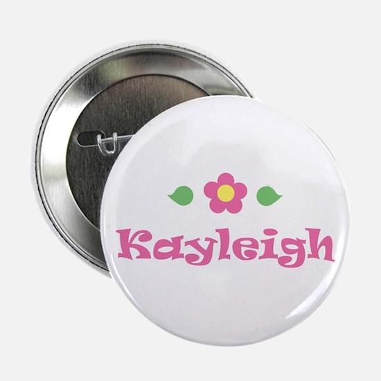 """Pink Daisy - """"Kayleigh"""" Button"""