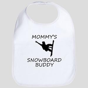 Mommys Snowboard Buddy Bib