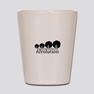 Afro Afrolution Shot Glass