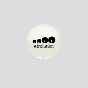 Afro Afrolution Mini Button