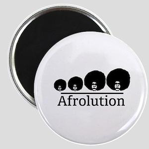 Afro Afrolution Magnet