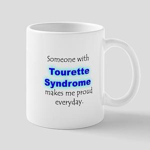 """""""Tourette Syndrome Pride"""" Mug"""