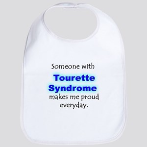 """Tourette Syndrome Pride"" Bib"