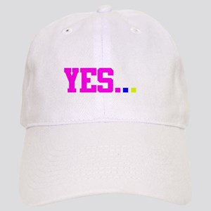 Yes, we can! Yes, Weekend! Cap