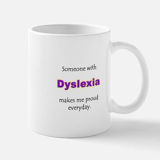 """Dyslexia Pride"" Mug"