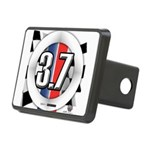 3.7 ROUND Hitch Cover