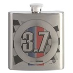 3.7 ROUND Flask