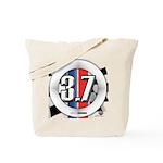 3.7 ROUND Tote Bag