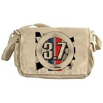 3.7 ROUND Messenger Bag
