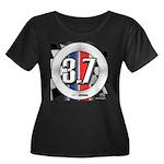 3.7 ROUND Plus Size T-Shirt