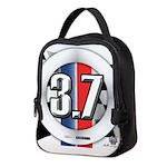 3.7 ROUND Neoprene Lunch Bag