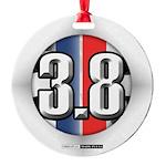 3.8 LOGO Ornament