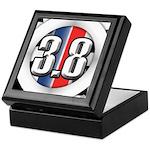 3.8 LOGO Keepsake Box