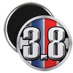3.8 LOGO Magnets
