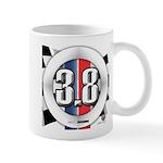 3.8 LOGO Mugs