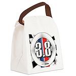 3.8 LOGO Canvas Lunch Bag
