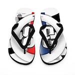 3.8 LOGO Flip Flops