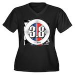 3.8 LOGO Plus Size T-Shirt