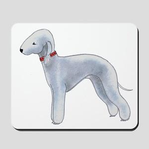 Larry, the Bedlington Terrier Mousepad