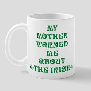 Funny non-Irish Mug