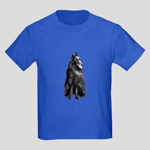 Belgian Shepherd 1 (JTD) Kids Dark T-Shirt