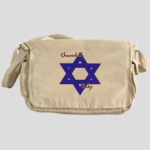 Chanukah Baby Messenger Bag