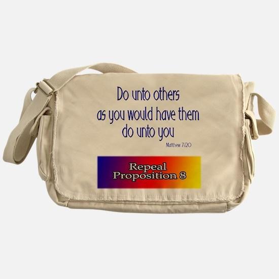 untoothers_rainbow.png Messenger Bag