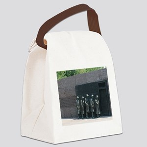 fdr_progress_14_10 Canvas Lunch Bag