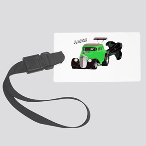 AA/GS Green Willys Luggage Tag