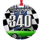 340 swinger Ornament