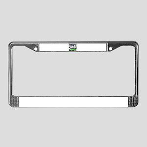340 swinger License Plate Frame