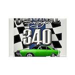 340 swinger Magnets