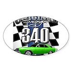 340 swinger Sticker