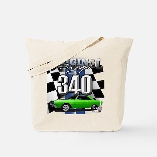 340 swinger Tote Bag