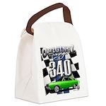 340 swinger Canvas Lunch Bag
