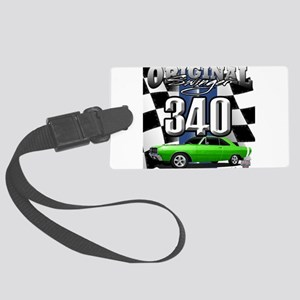 340 swinger Luggage Tag