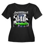 340 swinger Plus Size T-Shirt
