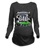340 swinger Long Sleeve Maternity T-Shirt