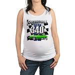 340 swinger Maternity Tank Top
