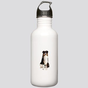 Aussie Shep (Tri3) Stainless Water Bottle 1.0L