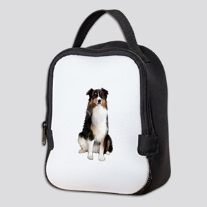 Aussie Shep (Tri3) Neoprene Lunch Bag