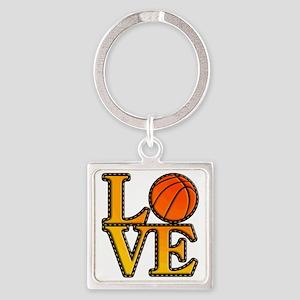 basketball love Keychains