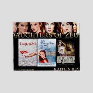 Daughters of Zeus Series 5'x7'Area Rug