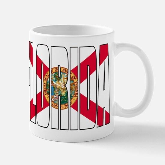 Florida Flag Mugs